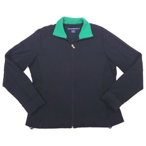 Ralph Lauren Golf Womens L Jacket Full Zip